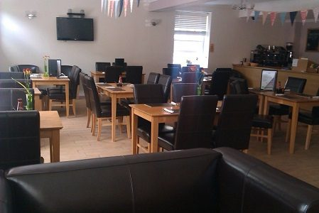 The Cafe at Ty Ebbw Fach Image2