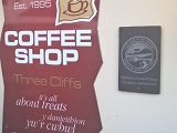Three Cliffs Coffee Shop Image