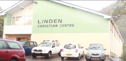 Linden Church outside 2