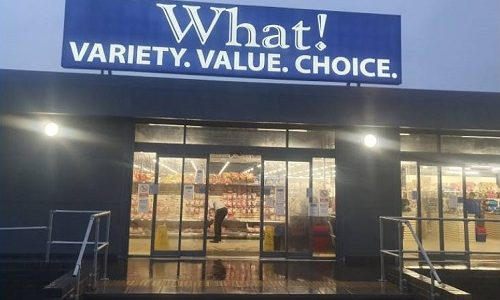What Store Front Image